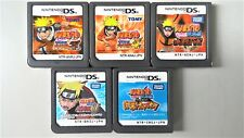 NDS Naruto Shippuden Collection set JP