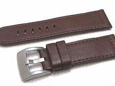 24mm Genuine Calf deBeer Paris Watch Band Premium Quality OFFICINE PAN