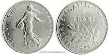 1  FRANC  SEMEUSE   1983   ,       FLEUR  DE  COIN