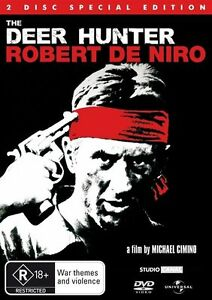 The Deer Hunter DVD 2 DISC SPECIAL EDITION Michael Cimino  (rk)
