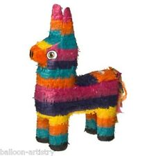 "21"" Mexican Burro Donkey Bash Pinata Children's Birthday Party Game"