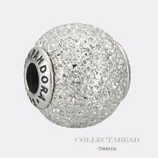 Authentic Pandora Essence Collection Sterling Silver Wisdom Bead 796016
