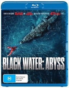 Black Water - Abyss Blu-ray