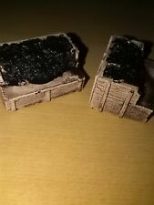 .NEW N Gauge depot coal bunker   for  Scenery / layouts biuldings