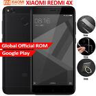 Xiaomi Redmi 4X Smartphones 3GB 32GB Black Negro MIUI 8 Snapdragon 435 Octa Core
