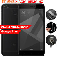 "5"" XIAOMI Redmi 4X 32GB 4G 8*Core 13MP 4100mA Snapdragon 435 2*SIM Global ROM"