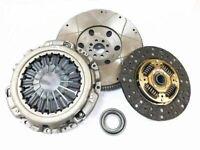 Automotive 350z clutch kit and lightweight flywheel