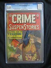 Crime SuspenStories #22 (Apr-May 1954, EC)