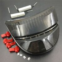 F Brake Tail lights For 2002-2003 CBR 954 CBR900RR Fireblade CBR954RR Smoke LED