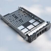 """Genuine Dell 3.5"""" KG1CH SATA SAS HDD Tray Caddy R730 R730xd MD1400 MD3400 0KG1CH"""