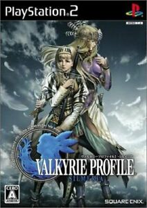 PS2 Valkyrie Profile 2: Silmeria Japan PlayStation 2
