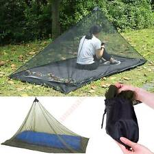Outdoor Travel Camping Mosquito Net Foldable Netting Tent Portable Size 2 Colors