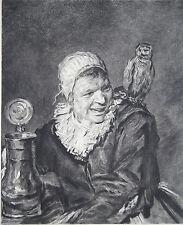 Originaldrucke (1800-1899) mit figürlichem Motiv und Radierungs-Technik