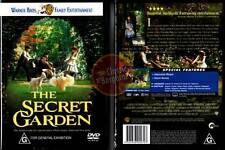 THE SECRET GARDEN Kate Maberly Heydon Prowse NEW DVD R4 (Region 4 Australia)