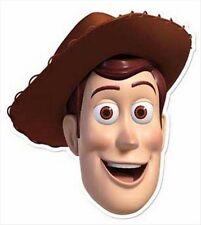 Woody de Toy Story Disney Officiel Simple Amusant carte fête Masque Visage