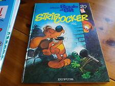 BOULE ET BILL n° 20 STRIP COCKER édition originale 1984 très bon état quasi neuf