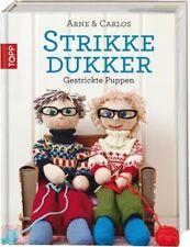 Strikkedukker - Carlos Zachrison / Arne Nerjordet - 9783772467738 DHL-Versand