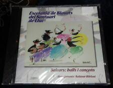 escolania de blauets del santuari de lluc balears balls i cançons cd BRAND NEW