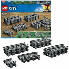 Lego City - Pack de Rails - 60205 - Jeu construction rapide et gratuite