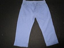 Baby boys Zara Baby pull on  pants Size 0 for 9-12 mths  BLUE