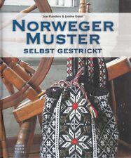 Flanders: Norweger-Muster selbst gestrickt (Ratgeber Stricken Strickmuster-Buch)