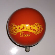 Bell's Brewery Octoberfest Ball Shaped Beer Tap Topper