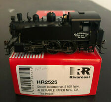 RR Rivarossi HR 2525 Steam Locomotive S100 Type