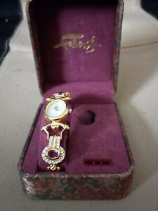 Vintage  Faberge  Ladies Wristwatch
