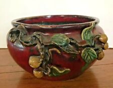 "Oriental Accent Decorative Bowl with Olives 6"" T x 9"" Diameter (opening)"