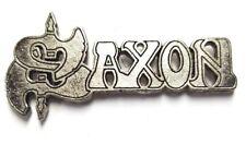 SAXON LOGO     PIN BADGE