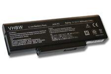 Premium NOTEBOOK AKKU 6600mAh für MSI GX730, GX730X, GX740, GX740X
