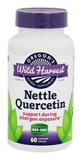 Oregons Wild Harvest - Nettle Quercetin - 60 Vegetarian Capsules