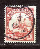 Deutsche Kolonien Deutsch-Ostafrika  DOA 13 , o ,