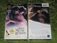 ZALMAN KING'S HOW I MET MY HUSBAND RED SHOE DIARIES 6 VHS VIDEO RARE NOT ON DVD!