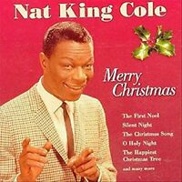 Nat King Cole - Merry Christmas [CD]