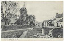 MOULIN nr Pitlochry Perthshire Postcard Postmark Pitlochry 1907