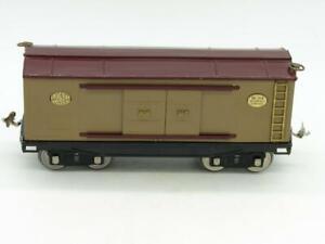 Lionel Standard Gauge Restored 214 Automobile Furniture Box Car Mohave Maroon