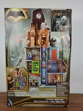 🦇NIB! Mattel 2016 Batman vs. Superman Ultimate Batcave Playset by DC Comics