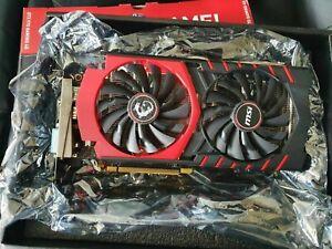 MSI NVIDIA GeForce GTX 970 (4096 MB) (GTX 970 GAMING 4G) Graphics Card
