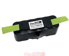 2Pcs Vacuum Battery NI-MH 14.4V 2200mA For iRobot Roomba 500 Series Free ship!