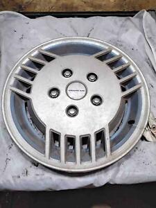 Wheel Cover PONTIAC Grand Am 86 87 88