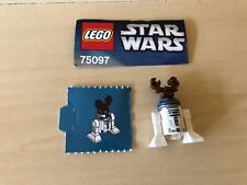 Reindeer R2-D2 75097 Advent Calendar Mini Figure Lego Star Wars.