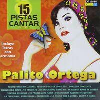 15 Pistas Para Cantar Como: Palito Ortega (2001)