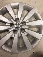 "1-nissan Sentra 2013 2014 2015 2016 Hub Cap Hubcap Wheelcover Wheel Cover 16"""