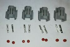 Denso fuel injector connector x4 Blitz Tomei HKS 1JZ 2JZ RB26 Sard sr20