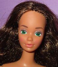 Barbie Steffie PJ Tan Teresa Lovely Green Eyes Tracy Doll for OOAK Custom Play!