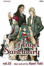 Angel Sanctuary, Vol. 15-ExLibrary