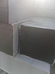 10cm Styropor WLG032  Fassade/Platten WDVS 1qm