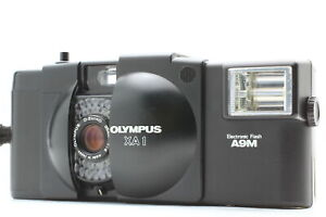 ☆[Near MINT] Olympus XA1 Point & Shoot 35mm Film Camera w/ A9M Flash From JAPAN