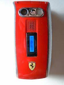 Sharp GX25 Ferrari Edition on Vodafone Rare 146-02